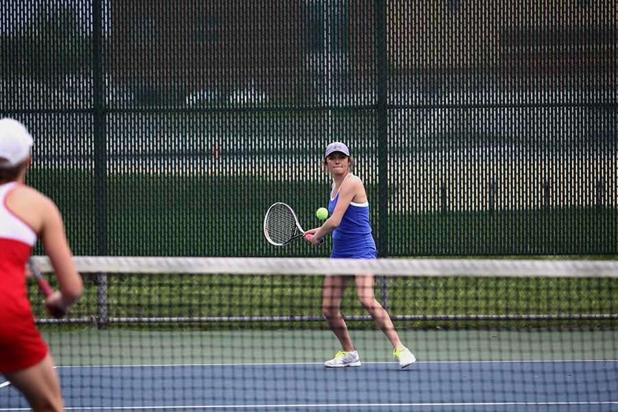 4/26/17 Girls tennis gallery