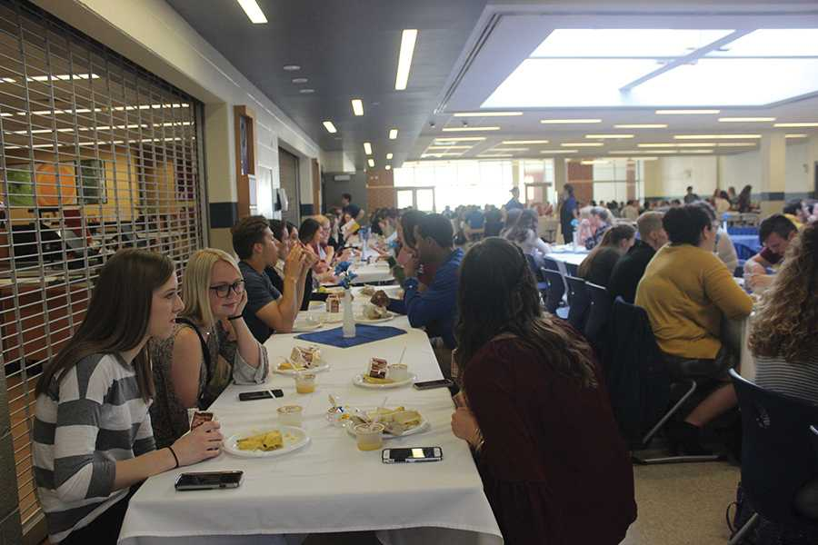4/28/17 Senior honors breakfast gallery