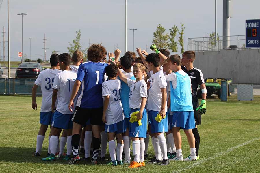 8/21/17 JV Boys' Soccer Gallery