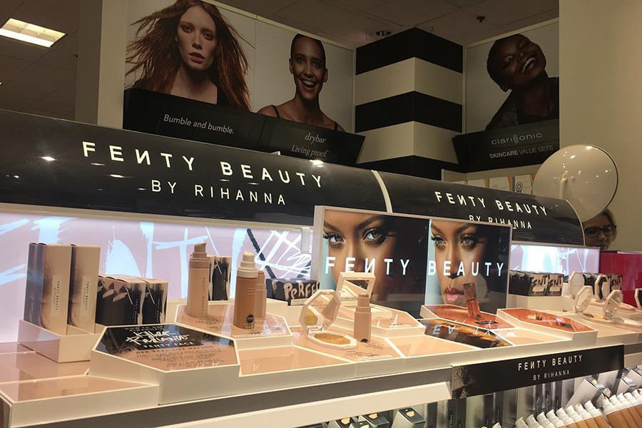 Fenty Beauty adds a new unique side of makeup to the market. It launched on Sept. 8th, and was being sold online and in-store.