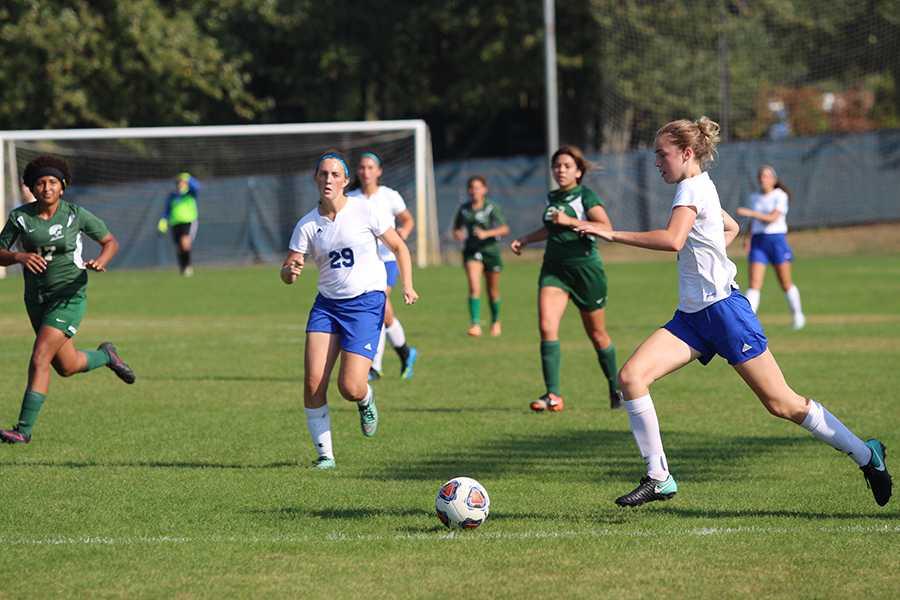 9/16/17 JV Gilrs Soccer gallery