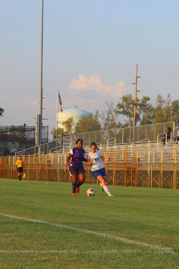 Girls JV Soccer gallery 9/26/17