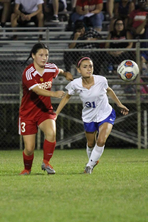 9/21/17 Girls Varsity Soccer