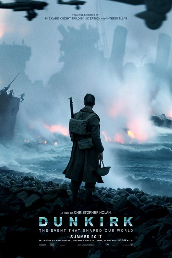 A+British+soldier+is+standing+on+Dunkirk+beach+watching+as+Germany+continues+to+attack.+Dunkirk+was+released+in+theaters+on+Friday%2C+July+21.++Photo+credit+to+Google+Images.%0D%0A%0D%0A