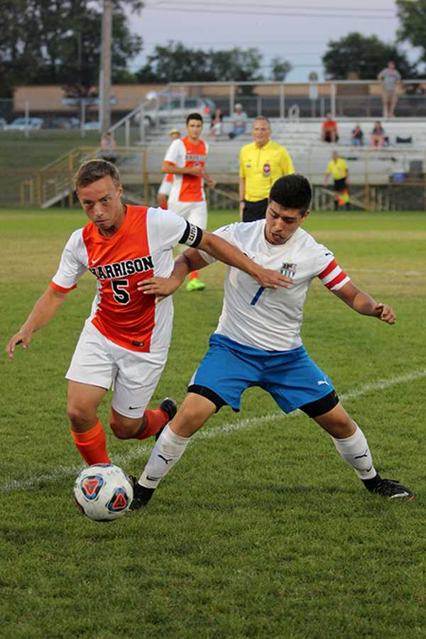 9/16/17 Boys Varsity Soccer Gallery