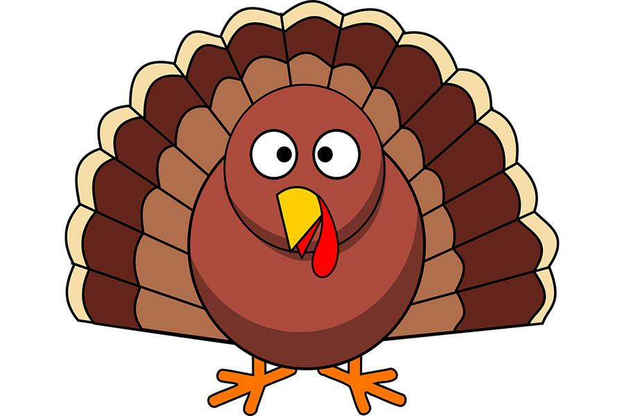 The+Turkey+is+the+most+commonly+used+symbol+for+Thanksgiving.+Thanksgiving+is+celebrated+every+year+on+the+fourth+Thursday+of+the+month+of+November.+