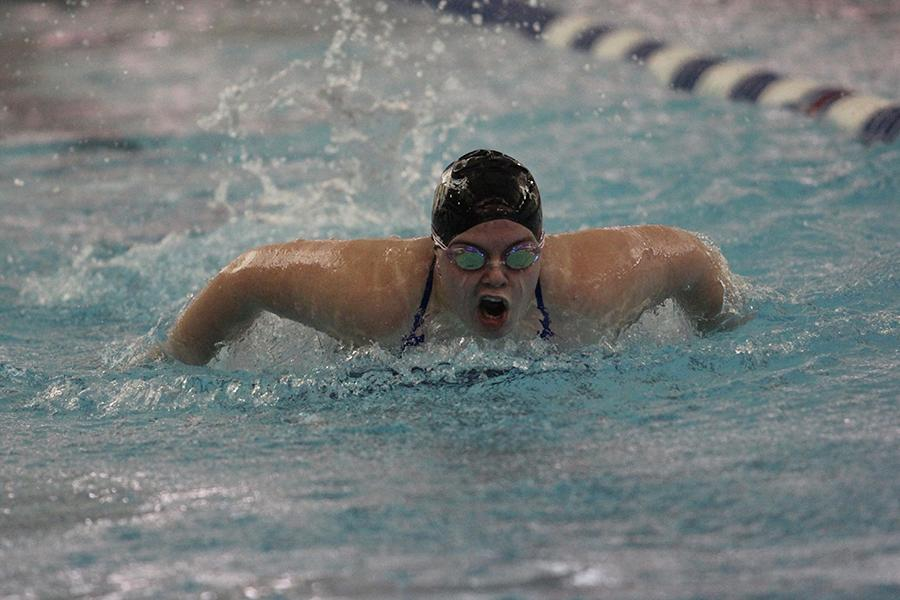 11/30/17 Boys and Girls Varsity Swimming Gallery