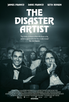 """The Disaster Artist"" hit theaters on Dec. 8. Since the film's release, it had made over $6.5 million at the box office. Photo credit: Warner Bros. Entertainment."