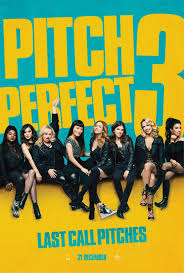 """Pitch Perfect 3"" was released to theaters Dec. 22. The movie had a large budget of $45 million, about as much as the first two movies combined."
