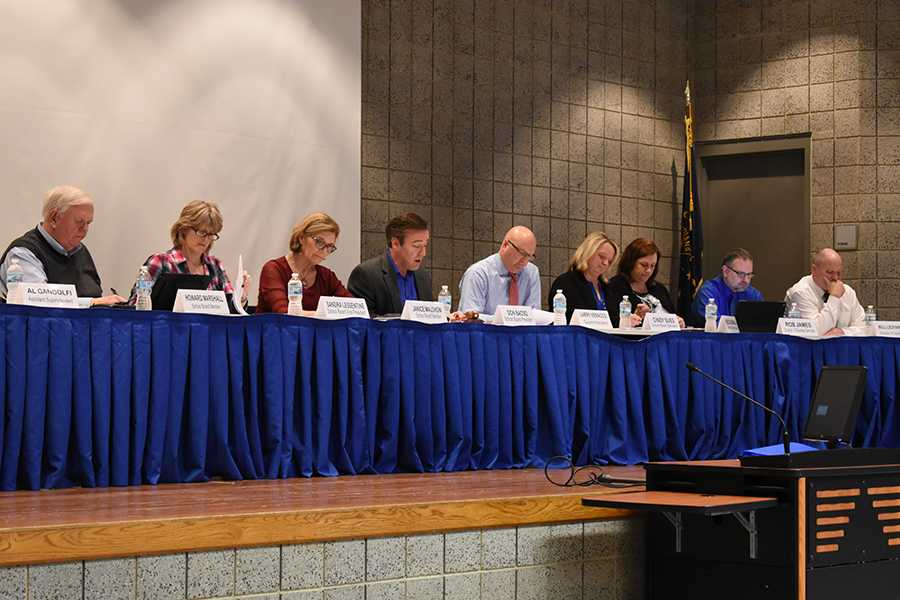 School board discusses safety in schools