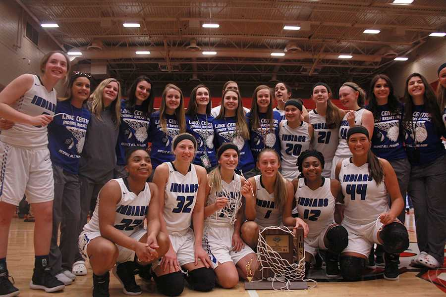 2/3/18 Varsity Girls Basketball Gallery