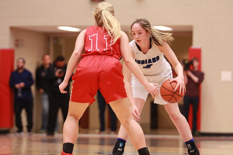 1/31/18 Varsity Girls Basketball Gallery