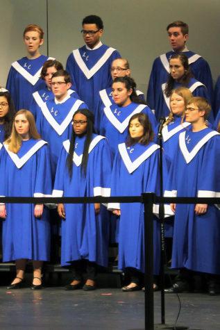 3/6/18 Choir Concert Gallery