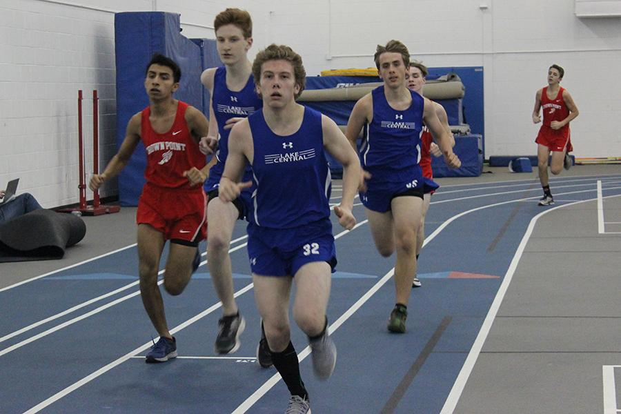 3/6/18 JV Boys Track Gallery