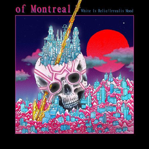 """""""White Is Relic/Irrealis Mood"""" is an album by the American indie rock band Of Montreal. It was released on March 9 through the record label Polyvinyl Record Company."""