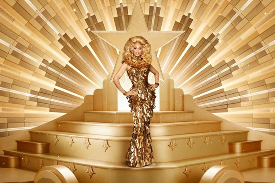 """The finale of """"RuPaul's Drag Race All Stars 3"""" airs Thursday, March 15 on VH1. The season was announced in August 2017. Photo credit: World of Wonder."""
