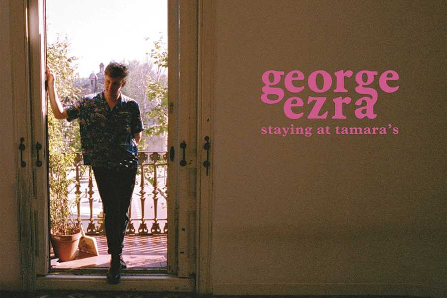 George+Ezra+releases+his+second+album+%E2%80%9CStaying+at+Tamara%E2%80%99s.%E2%80%9D+The+album+was+released+on+March+23.