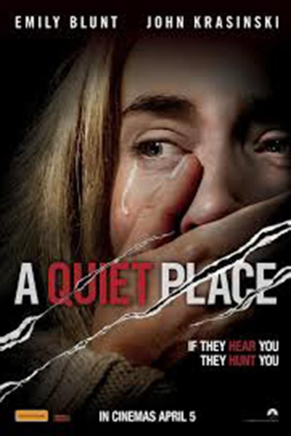 """A Quiet Place"""" was released on April 6. The box office has made $92.7 million so far."""