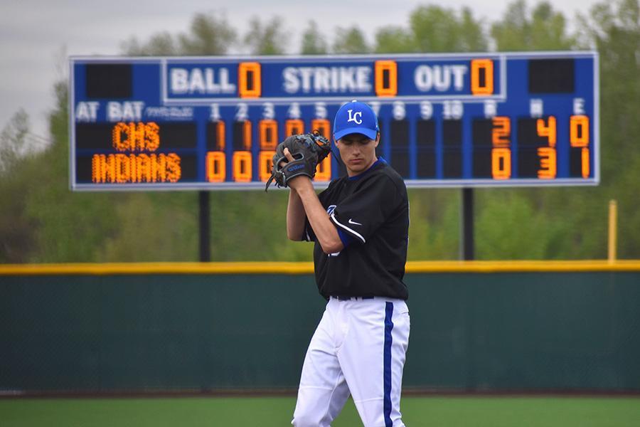 5/15/18 Varsity Baseball Gallery