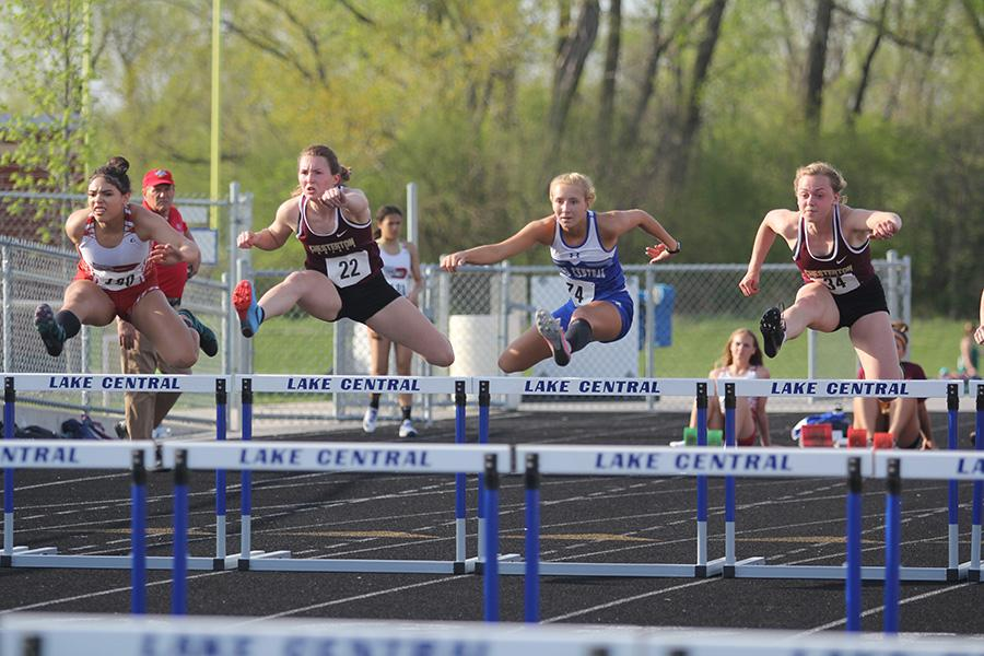 5/8/18/ Girls Track Gallery