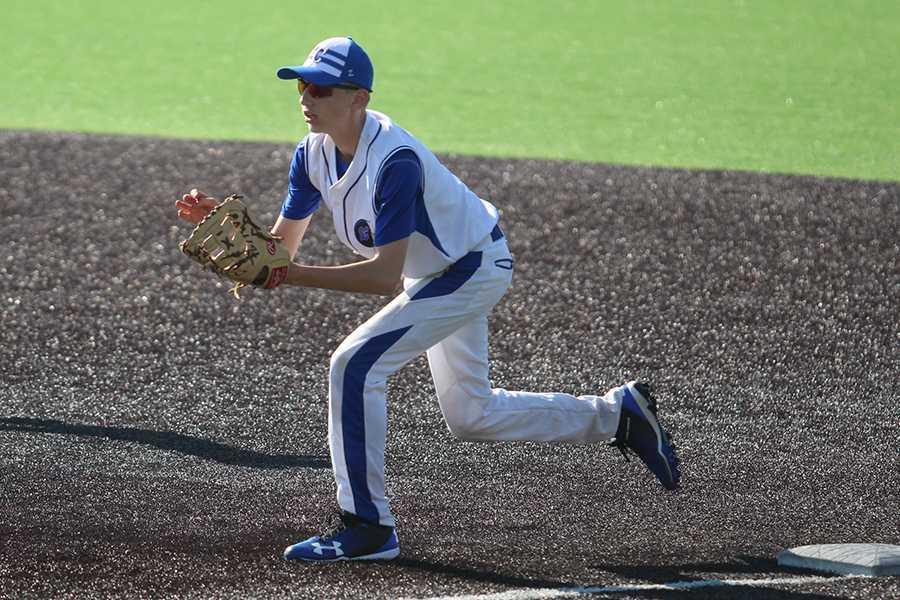 5/16/18 Freshman Baseball Gallery