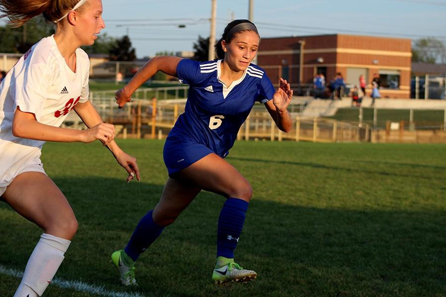 8/30/18 Varsity Girls Soccer Gallery