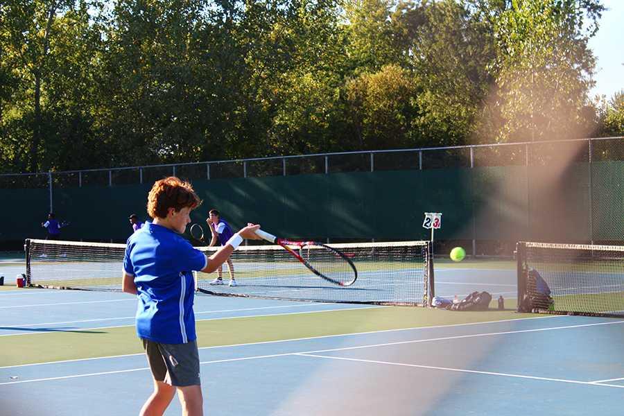09/11/18 Boys Tennis