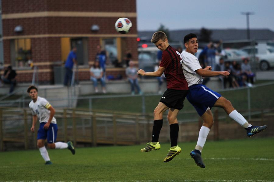 10/1/18 Boys Varsity Soccer