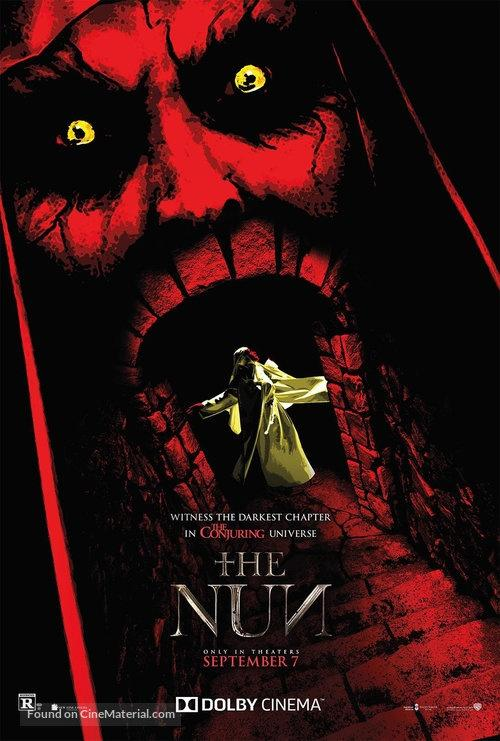 """The Nun"" Movie Review"