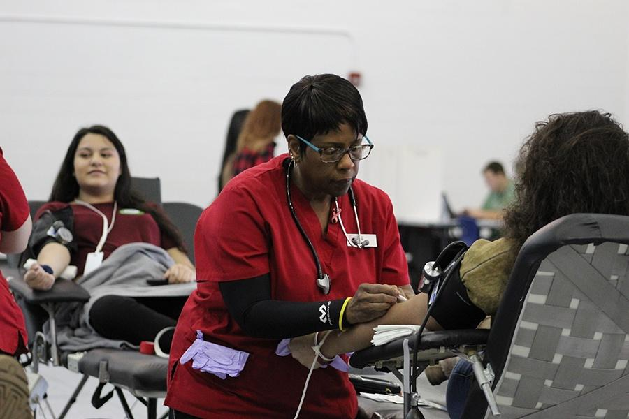 10/12/18 Blood Drive Gallery