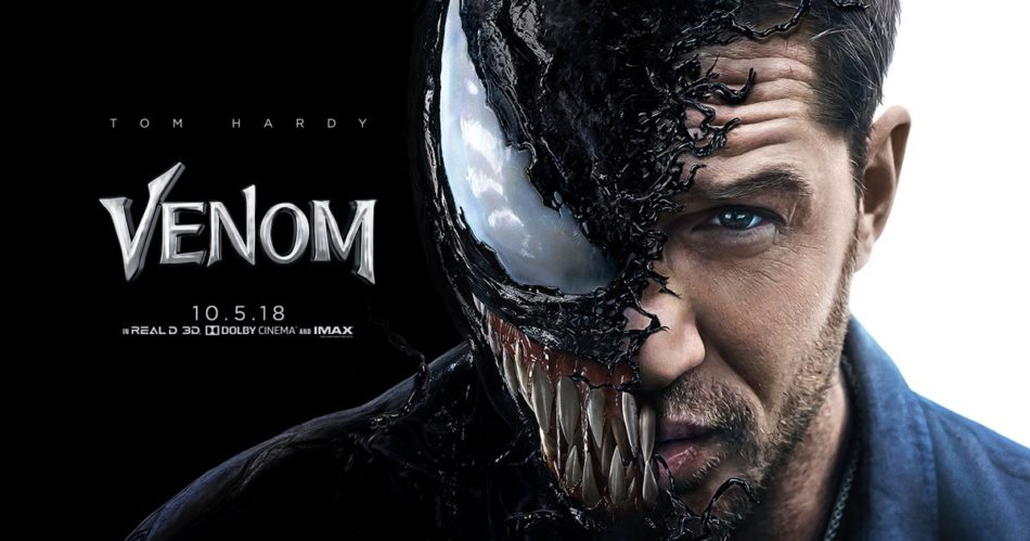 """""""Venom"""" is a movie starring Tom Hardy as the main character Eddie Brock. The film was released on Oct. 5, 2018."""