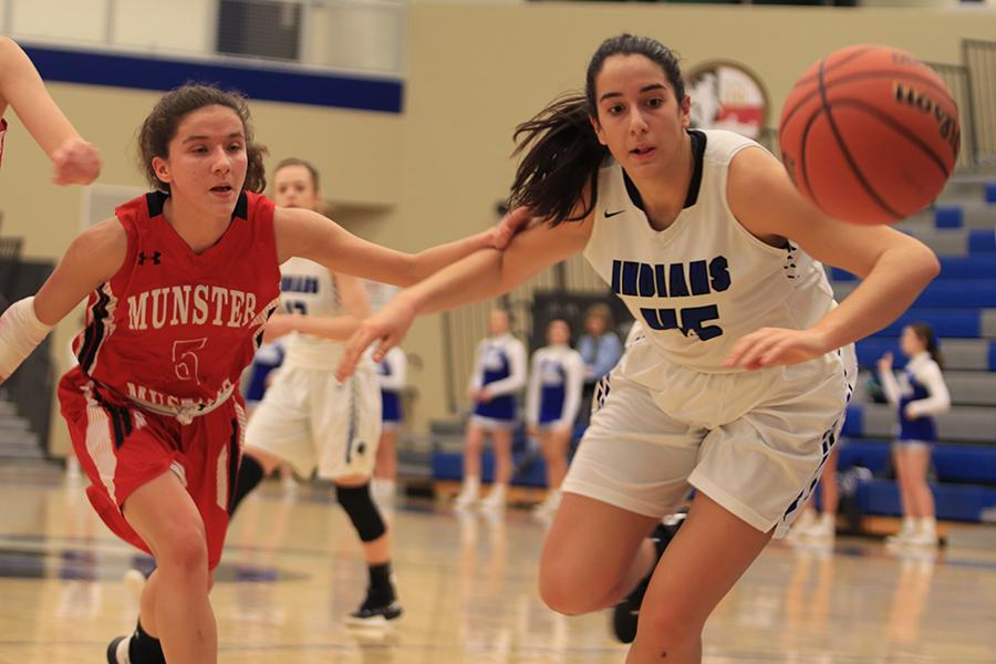11/27/18 Girls Varsity Basketball Gallery