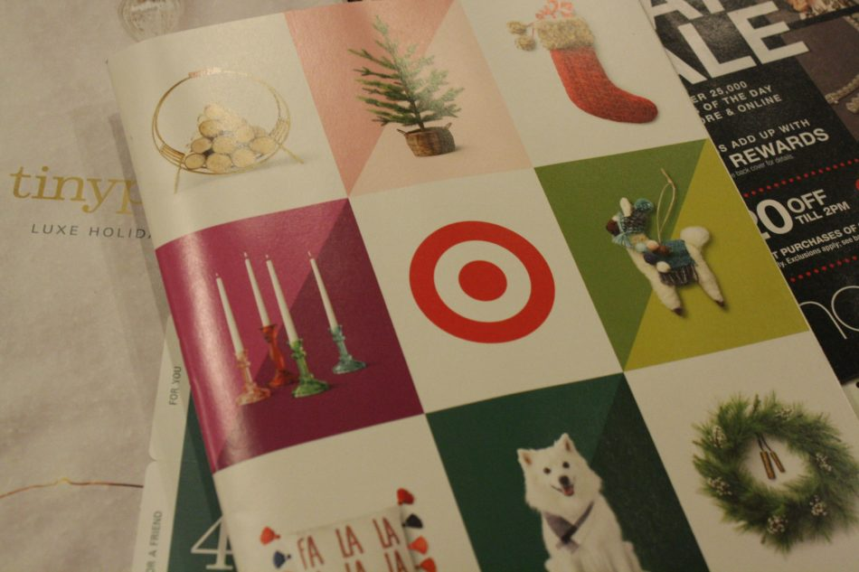 Target Black Friday ads are in the mail. Last year, Target was a very popular Black Friday shopping location.