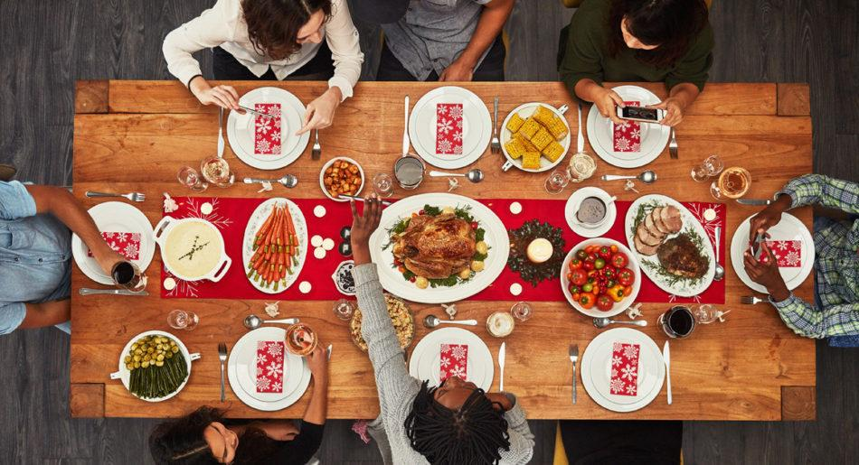 Family from all around the country come together on Thanksgiving to celebrate.  This holiday is known for spending time with family and eating delicious food.