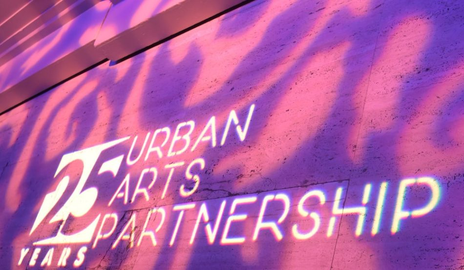 The Urban Arts Partnership introduced arts education into their core curriculum. As a result, the organization experienced an 80 percent increase in success rate of graduation.