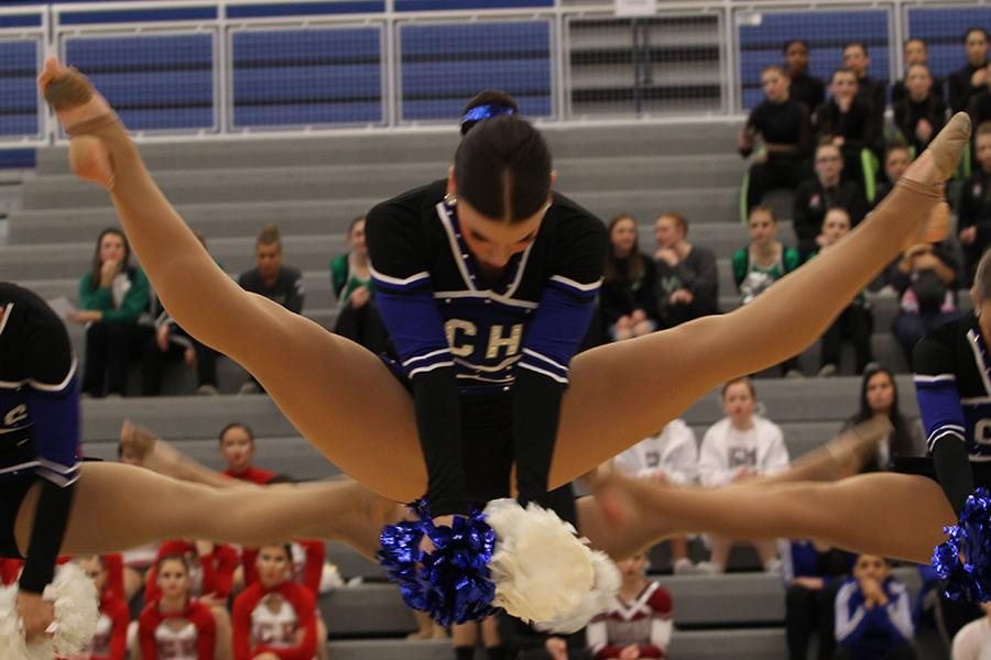 02/09/19 Lake Central Dance Invitational Gallery