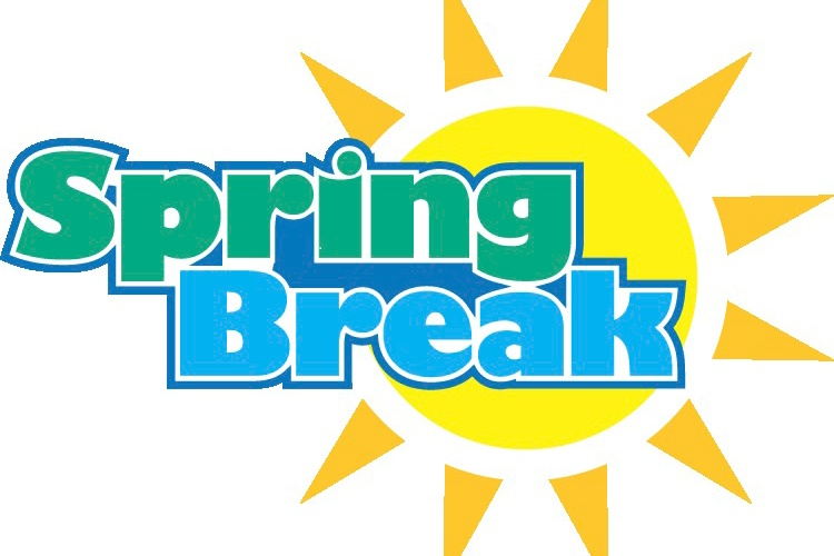 Claire Lindborg(10) describes what she expects to do on her spring break. She hoped she will have a lot of fun.