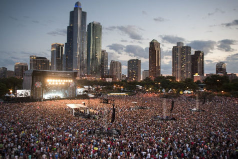 Lollapalooza is an annual musical festival that takes place in Chicago. The festival took place on Aug. 1-4 this year.