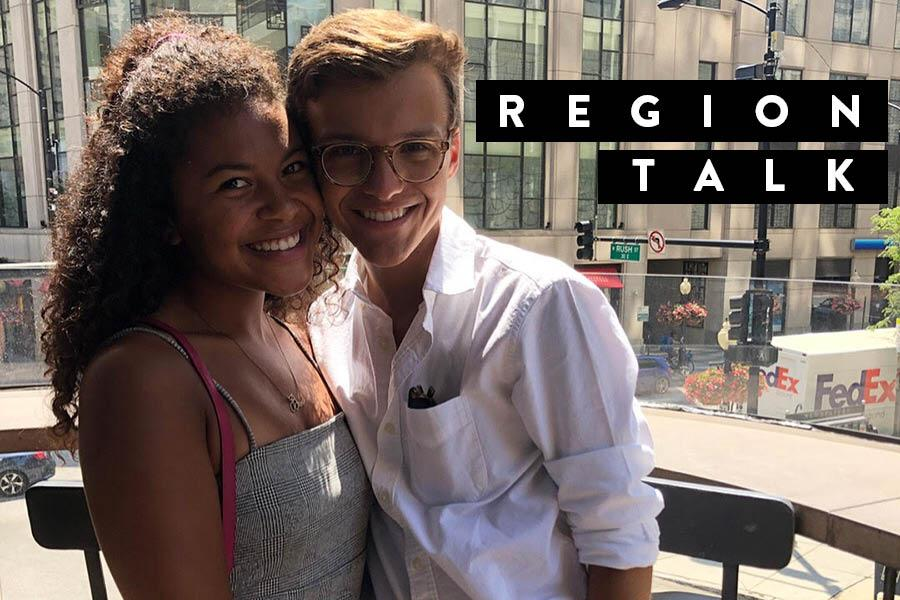 Region Talk: Episode 3 (feat. Michelle Testa)