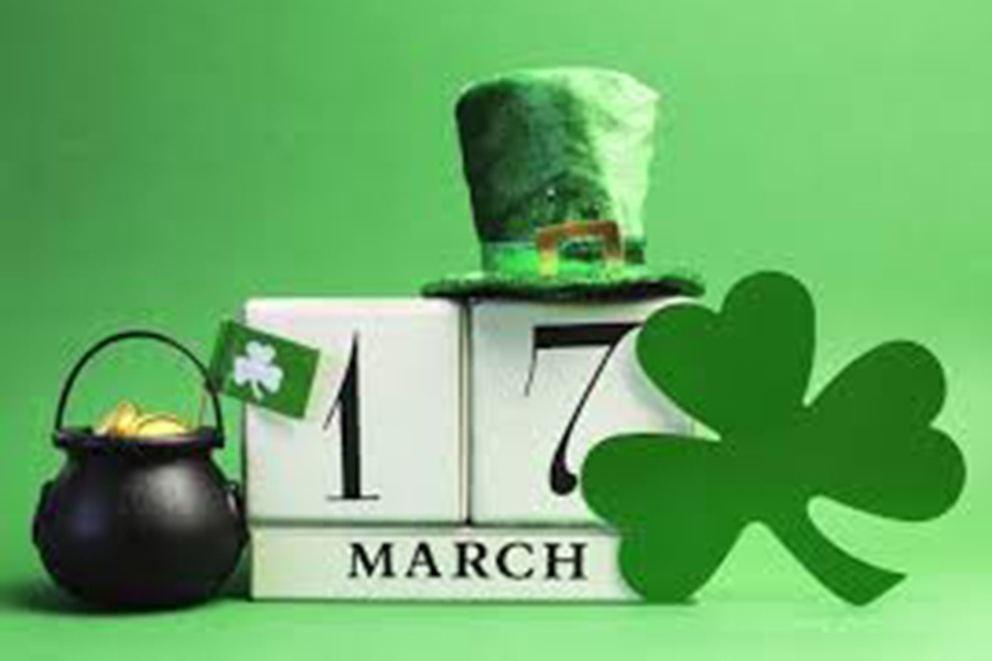 St.+Patrick%E2%80%99s+Day+is+celebrated+in+the+United+States+on+March+17+every+year.++This+holiday+has+been+celebrated+in+America+since+the+late+1700s.