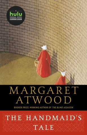 One+of+many+of+The+Handmaid%E2%80%99s+Tale+book+cover.+Written+by+Margaret+Atwood+in+1985.+