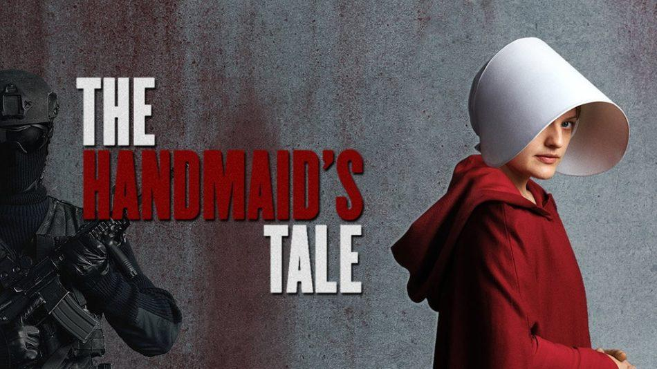 The Handmaid's Tale cover for the Hulu TV series. The series released 10 episodes for streaming some time in 2016.
