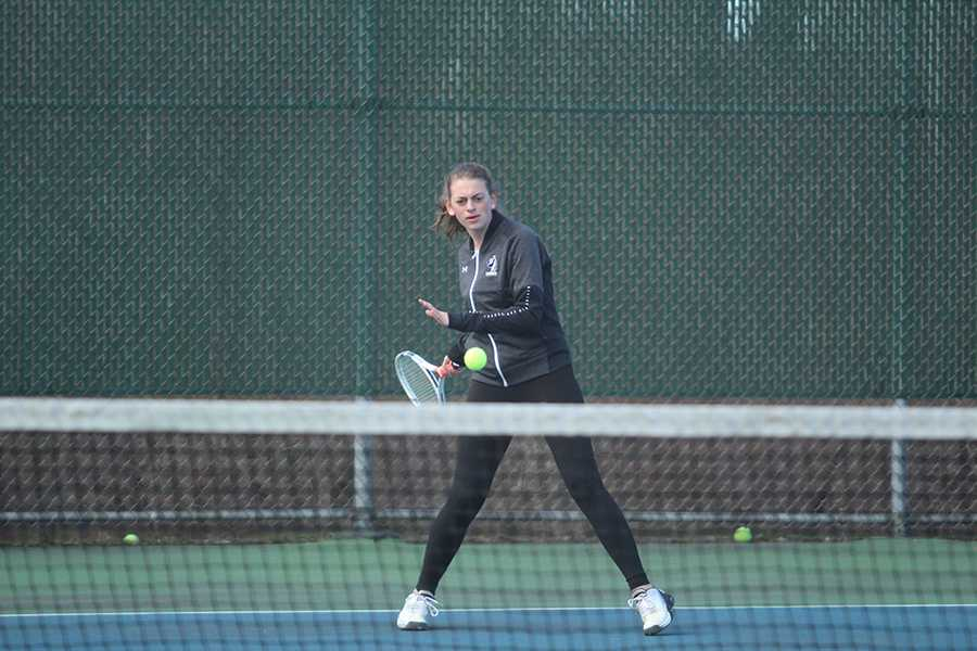 04/15/19 Girls Varsity Tennis Photogallery