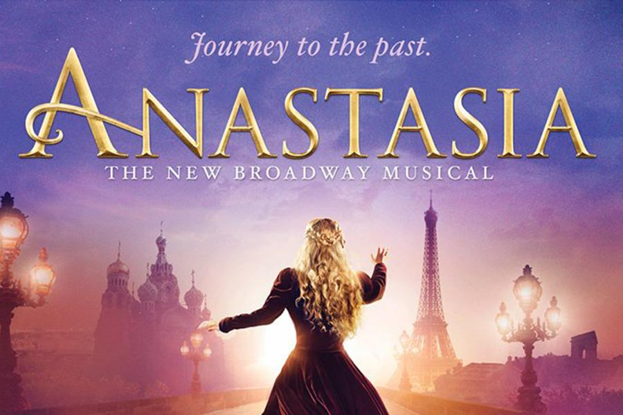 """Anastasia"" is a relatively new broadway musical adaptation of the 1997 film of the same name, which follows the story of the lost Russian princess, Anastasia Romanov. The musical ended its broadway run after two years on March 31, but the show continues to tour across the U.S."