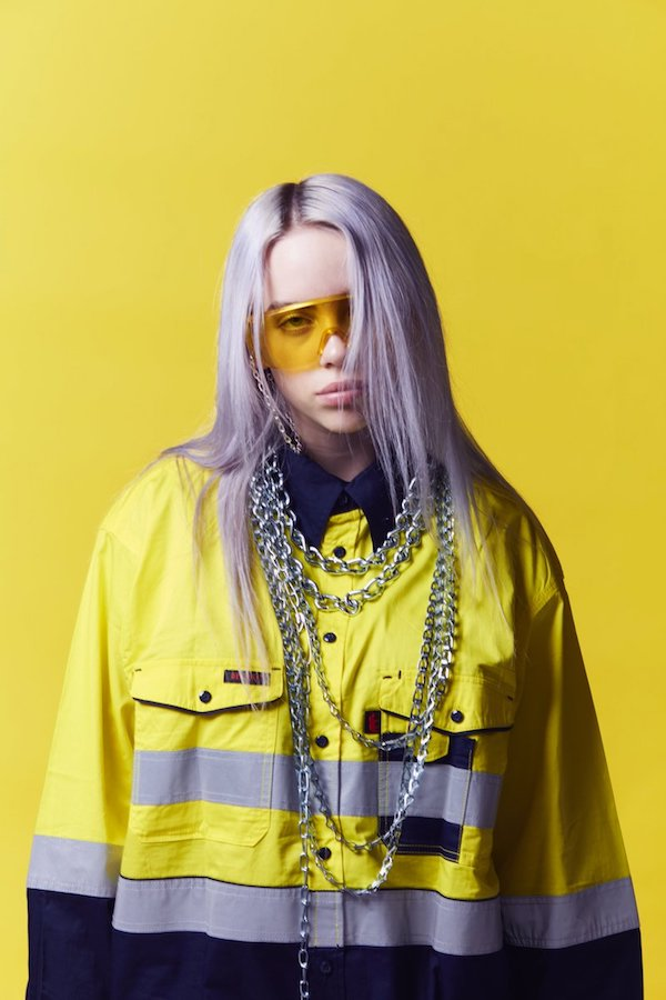 Billie Eilish released her debut album on March 29, 2019.  The album has 14 tracks.