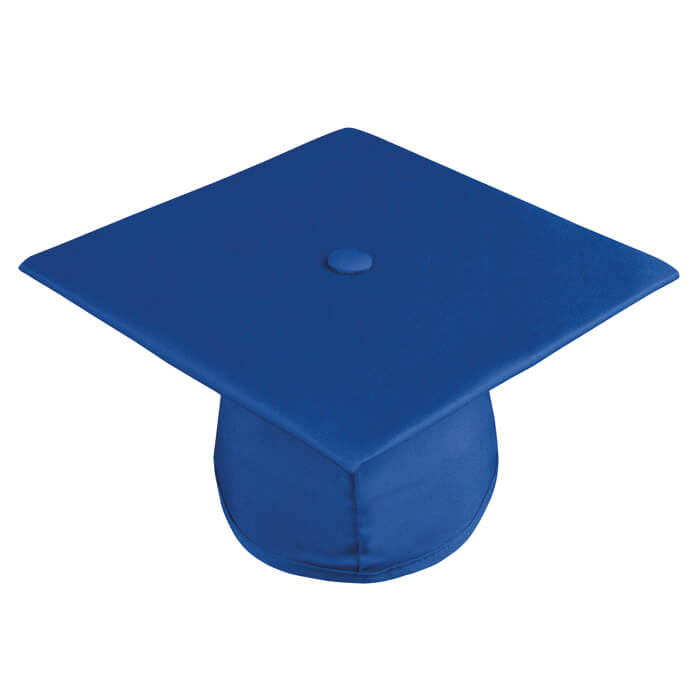 A graduation cap shows. Commencement for the Class of 2019 will be held on June 2. Image Source: Camps and Gowns
