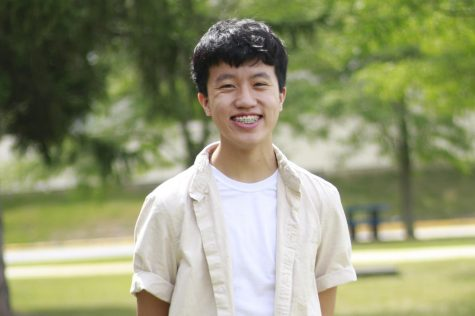 Photo of Joshua Chen