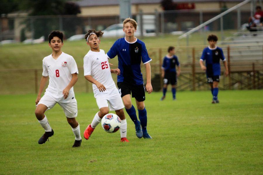 08/21/19 Boys JV soccer gallery