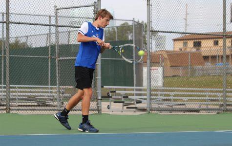 Boys tennis makes strong comeback mid-season