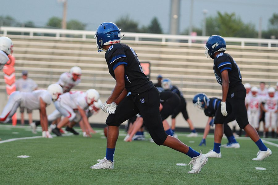 09/12/19 Freshman football gallery